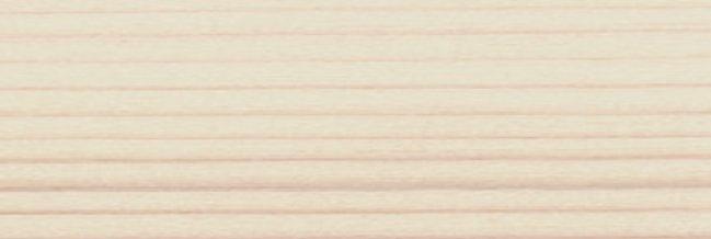3186 Bílý mat transparentní