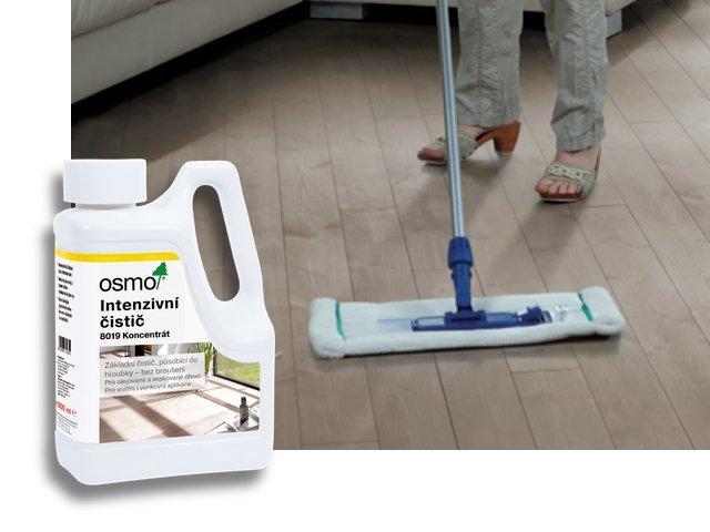 OSMO Intenzivní čistič > OSMO 8019 Intenzivní čistič - 1l
