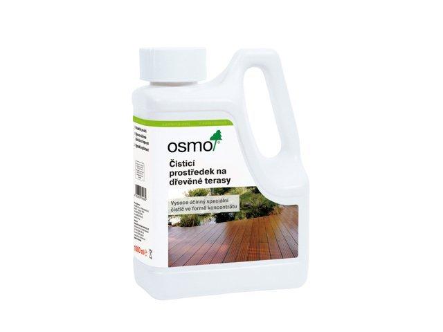 OSMO Údržba a ochrana dřeva - venkovní > OSMO Čistič dřevěných teras 8025 - 1l