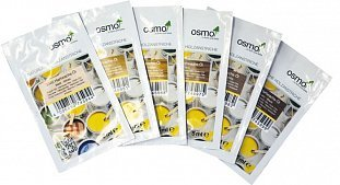Vnitřní nátěry > OSMO Dekorační vosk transparentní - vzorový sáček