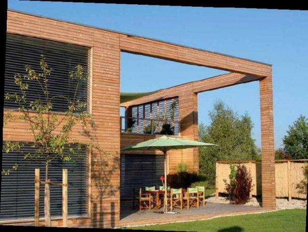 Venkovní nátěry pro profesionály > OSMO Průmyslová lazura na dřevo - na fasády, zahradní domky a ploty - 2.5l